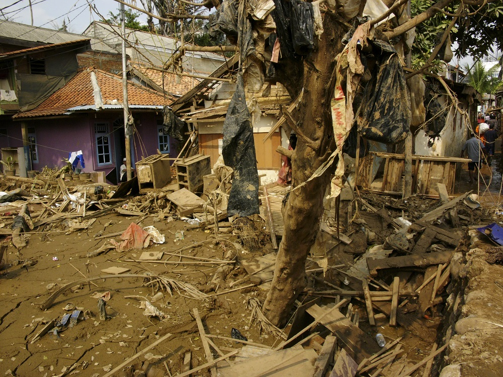Karakteristik Banjir