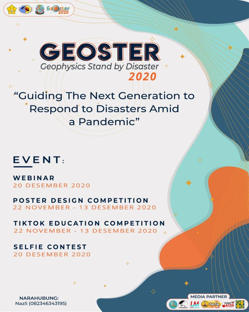 geoster geophysics stand by disaster