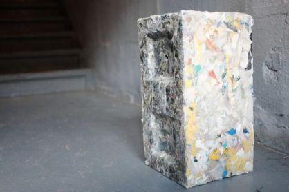 3 'Limbah' Disulap Menjadi Bahan Material Bangunan