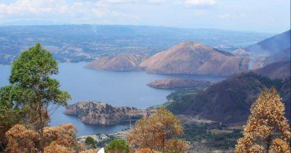 Mengulik Sejarah Lahirnya Danau Toba