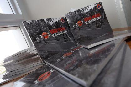Launching Buku Kibar Pataka di Selatan Jawa