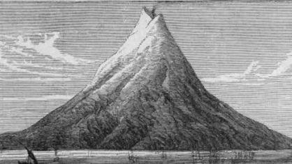 Gunung Krakatau 1883 : Penyebab Munculnya Wabah Sampar