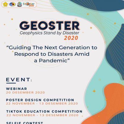 GEOSTER 2020 : Mengenang Gempa dan Tsunami Aceh 2004