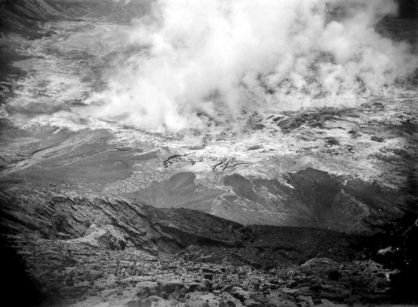 Babad Letusan Gunung Kelud 1919
