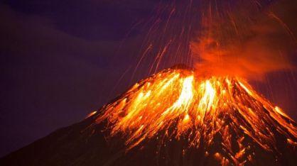Gunung Api : 'Erupsi' atau 'Letusan'