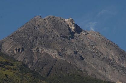 Babad Sang Letusan Gunung Merapi