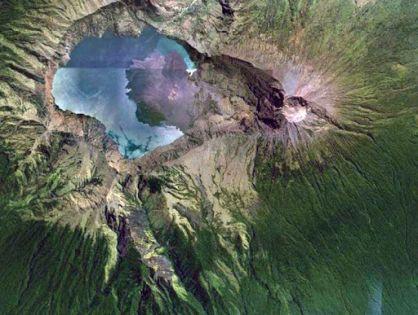 Rekam Jejak Letusan Gunung Samalas 1257