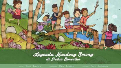 Cerita Rakyat Indonesia Berbasis Mitigasi Bencana