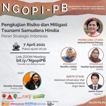 Peran Indonesia dalam Pengkajian Risiko dan Mitigasi