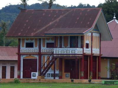 rumah tradisional kerinci 2