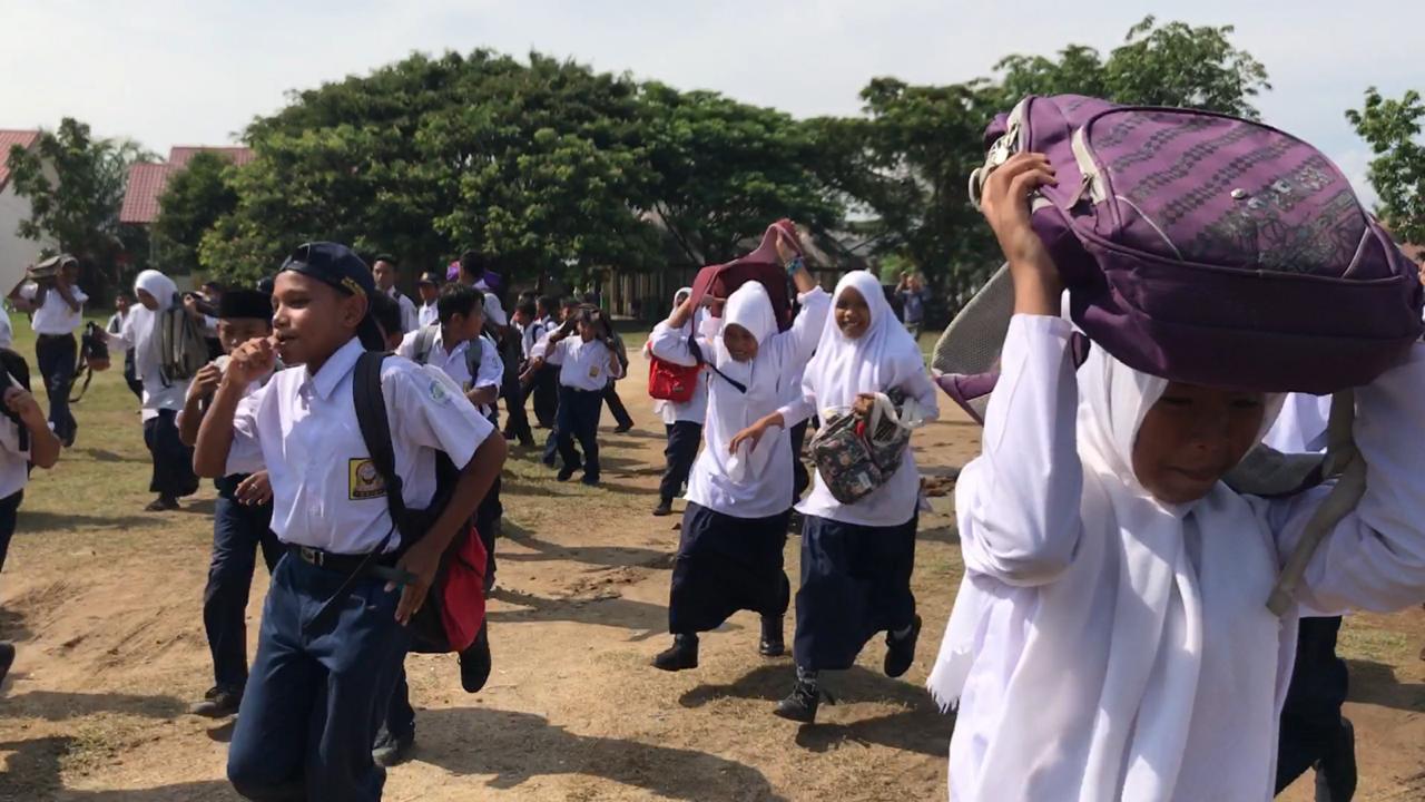Mewujudkan Satuan Pendidikan Aman Bencana Itu Mudah