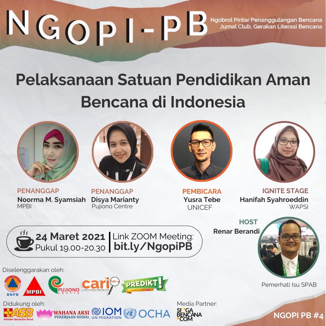 Pelaksanaan Satuan Pendidikan Aman Bencana di Indonesia, Apakah Sudah Terpenuhi