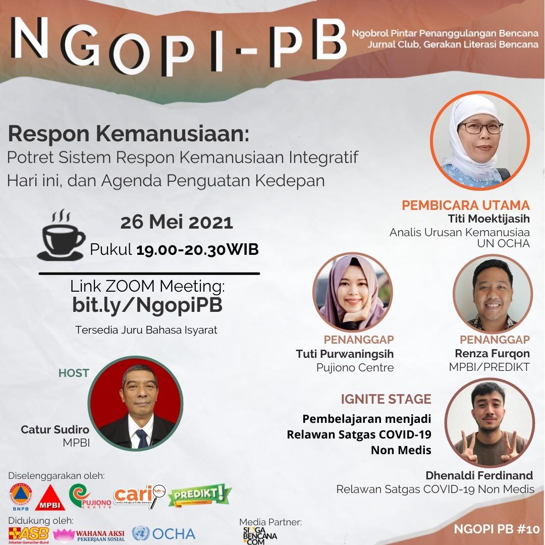Respon Kemanusiaan Integratif di Indonesia