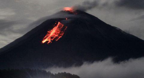 Breaking News: Kondisi Terkini Gunung Semeru