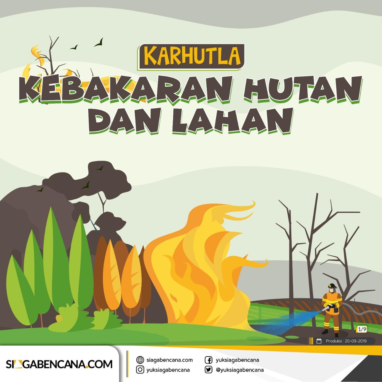 INFOGRAFIS: Kebakaran Hutan dan Lahan