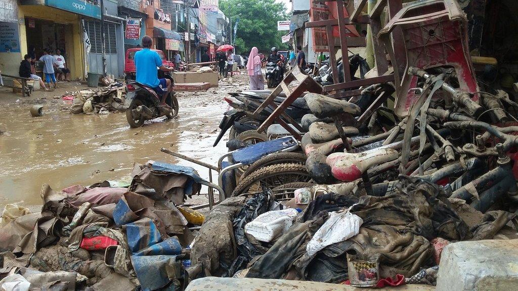 Mencatat Banjir Besar Jakarta