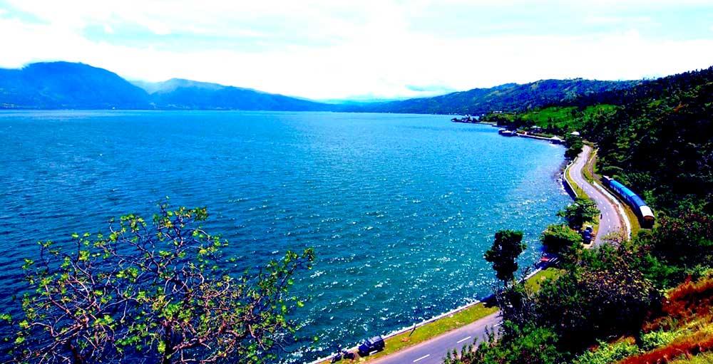 Menilik Lebih Dekat Tsunami Danau Singkarak