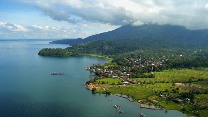 Cerita Di Balik Indahnya Danau Ranau