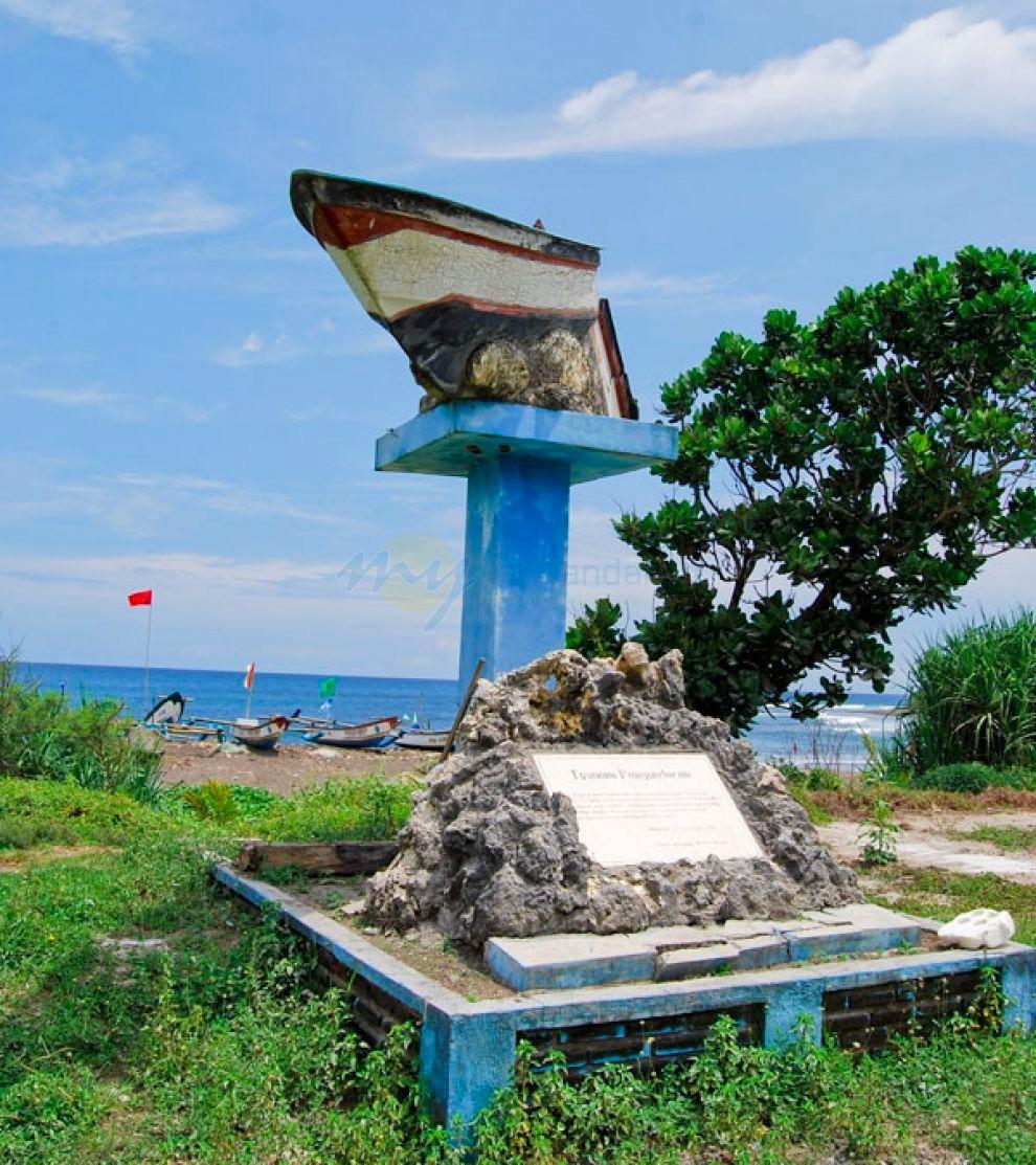 Menolak Lupa Tsunami Pangandaran