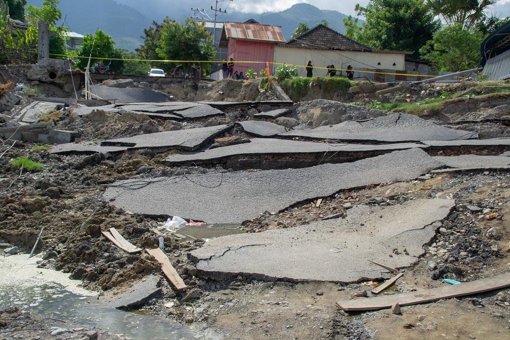 Kesiapsiagaan Pasca Bencana Gempabumi