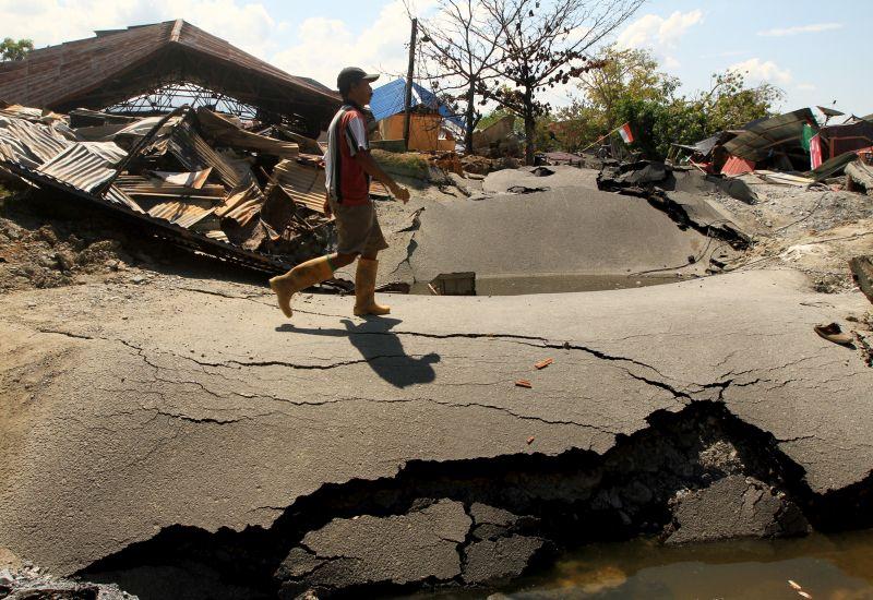 Kenangan 99 tahun Gempa Sangkulirang