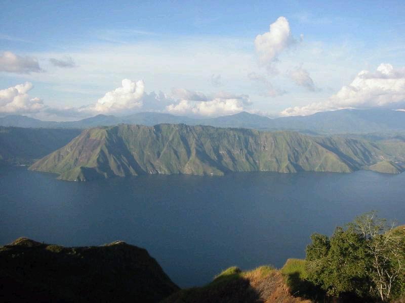 Menelaah Letusan Gunung Toba yang Mati Suri