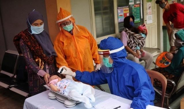 Panduan Pelayanan Imunisasi Pada Masa Pandemi Virus Corona