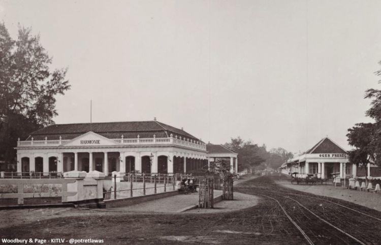 Sejarah Banjir Jakarta