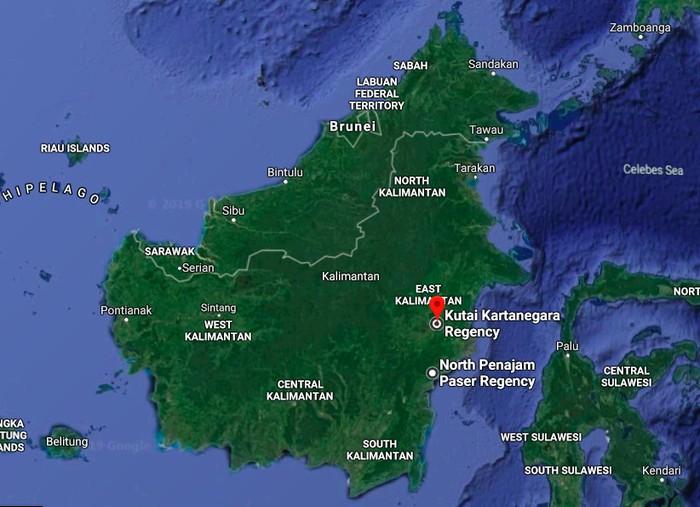 Geger, Ibu Kota Baru Indonesia Berpotensi Longsor Dasar Laut