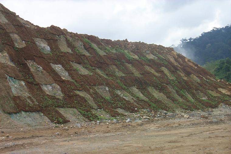 Kokomes : Sabut Kelapa Mitigasi Tanah Longsor