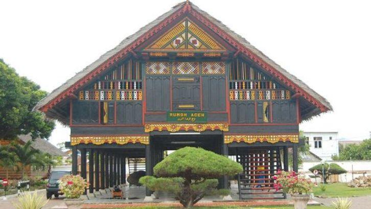 Rumoh Krong Bade : Rumah Tradisional Aceh Berbasis Mitigasi Bencana