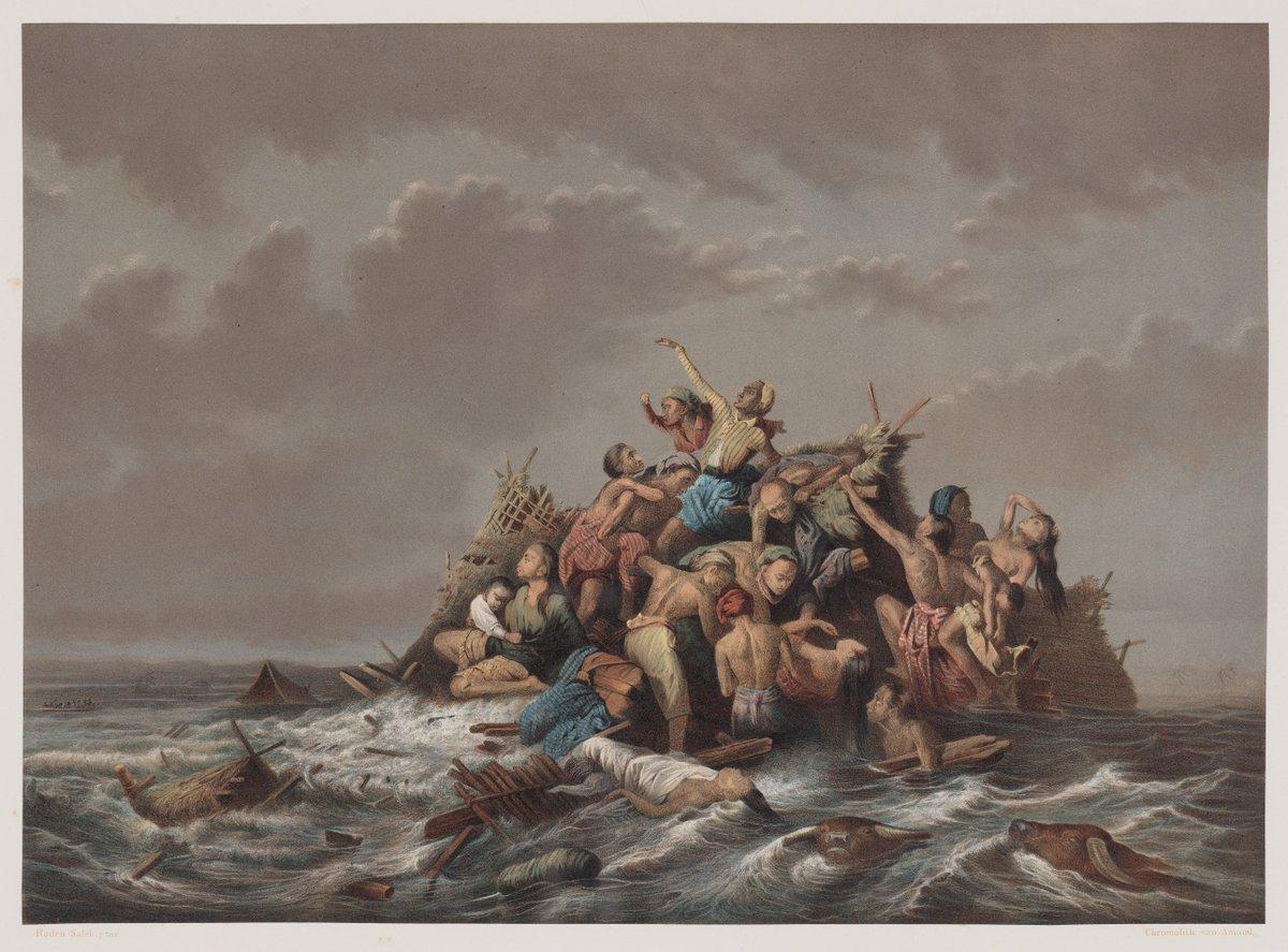 Tragedi Banjir Februari 1861