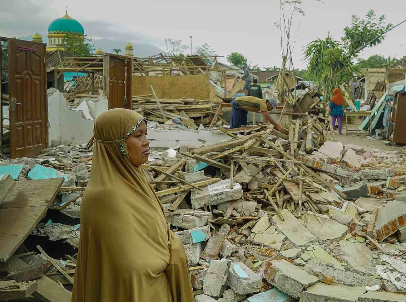 Ketika Masyarakat Bertanya Tentang Gempa