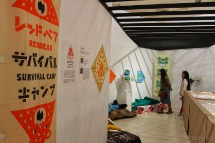 Trauma Healing Lewat Pameran Earth Manual Project