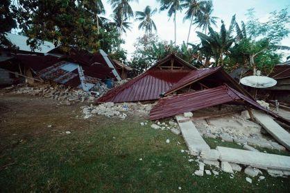 Sejarah Gempabumi dan Tsunami di Maluku
