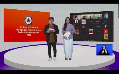 Konferensi Nasional Pengelolaan Risiko Bencana Berbasis Komunitas KN-PRBBK XIV 2021, Yuk Ikutan