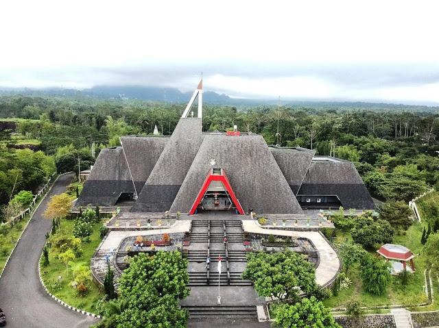 Ayo Belajar Dari Museum Gunung Merapi