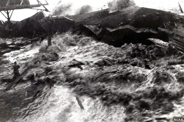 Berkaca Pada Tsunami Papua Nugini 1998
