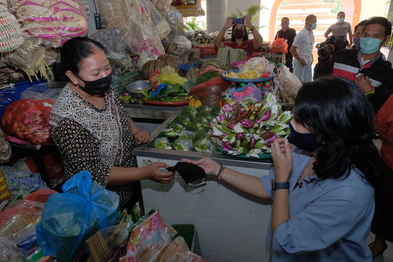 Tips Untuk Pedagang Pasar di Tengah Pandemi