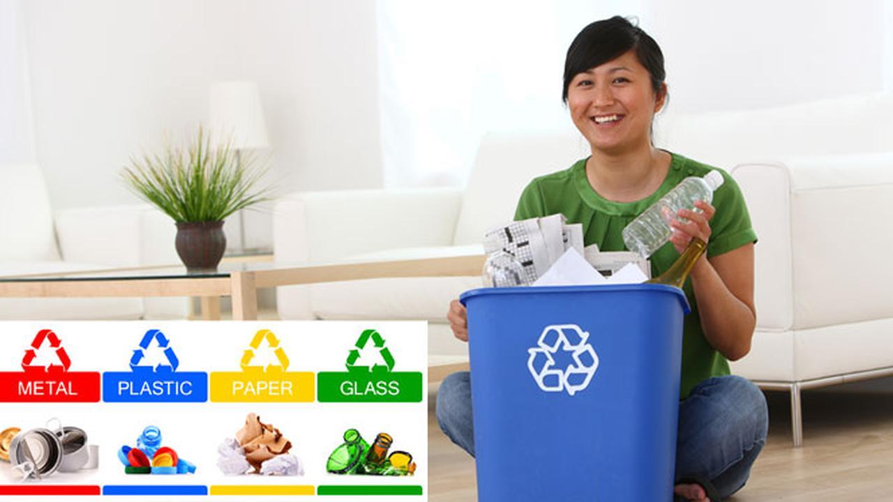 Pilah Sampah Mulai Dari Sekarang Kuy