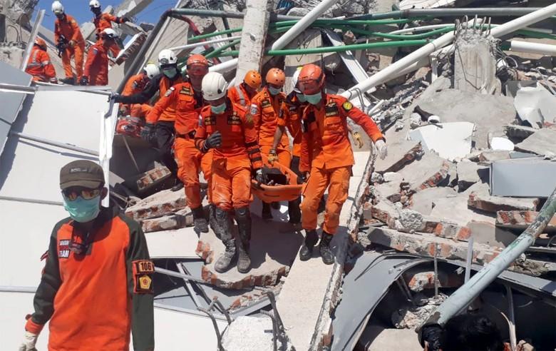 FAQ - Tips dan Trik Terperangkap Reruntuhan Bangunan