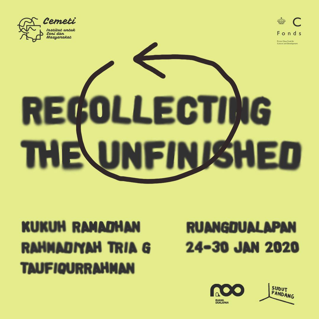 Segera Kunjungi Recollecting the Unfinished