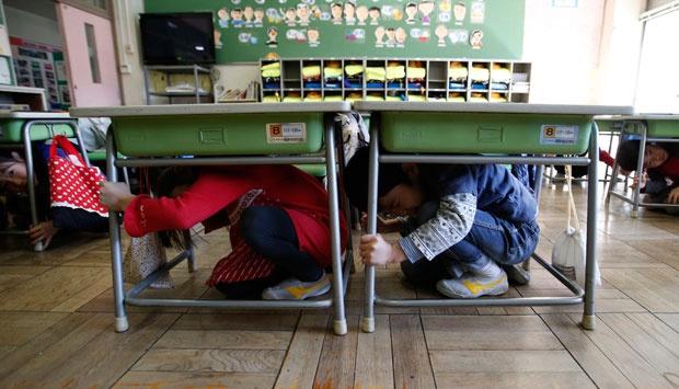 """Guru"" Pahlawan Siaga Bencana Di Sekolah"