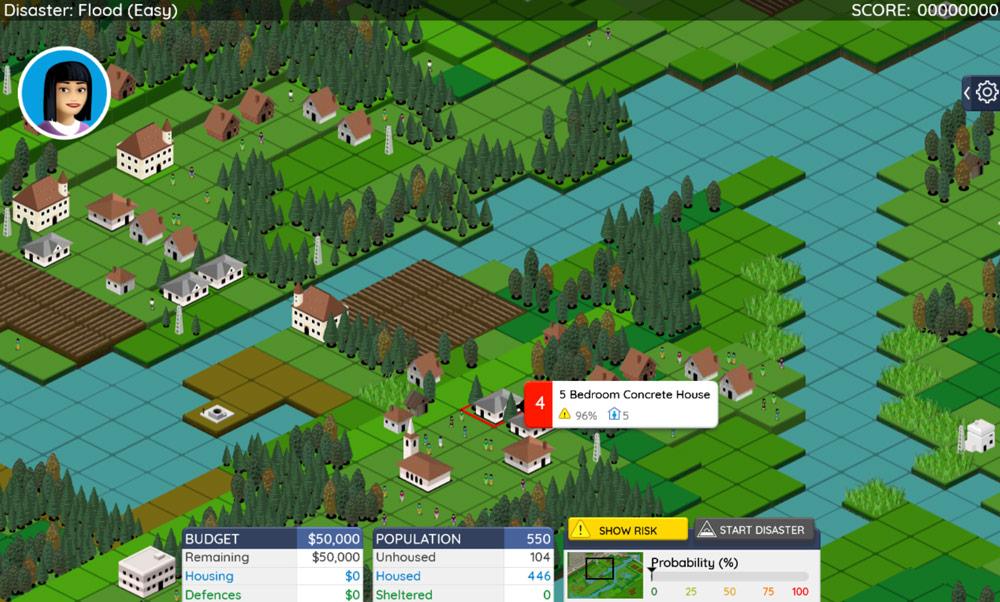 "Game ""Harvest Moon"" Versi Pengurangan Risiko Bencana"