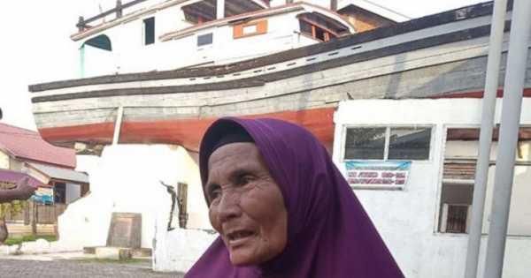 Mak Kolak :Saksi Nyata Tsunami Aceh 2004