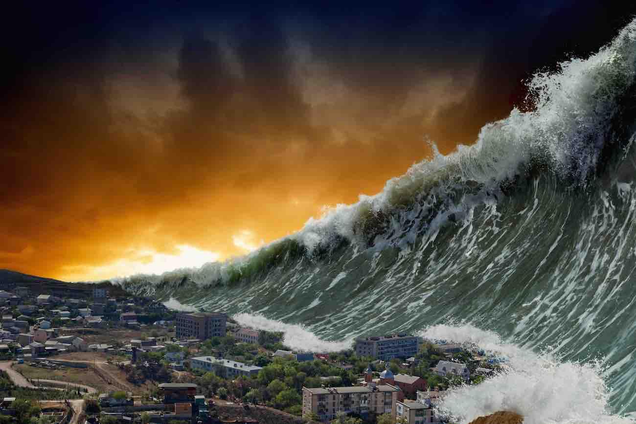 Bencana Tsunami