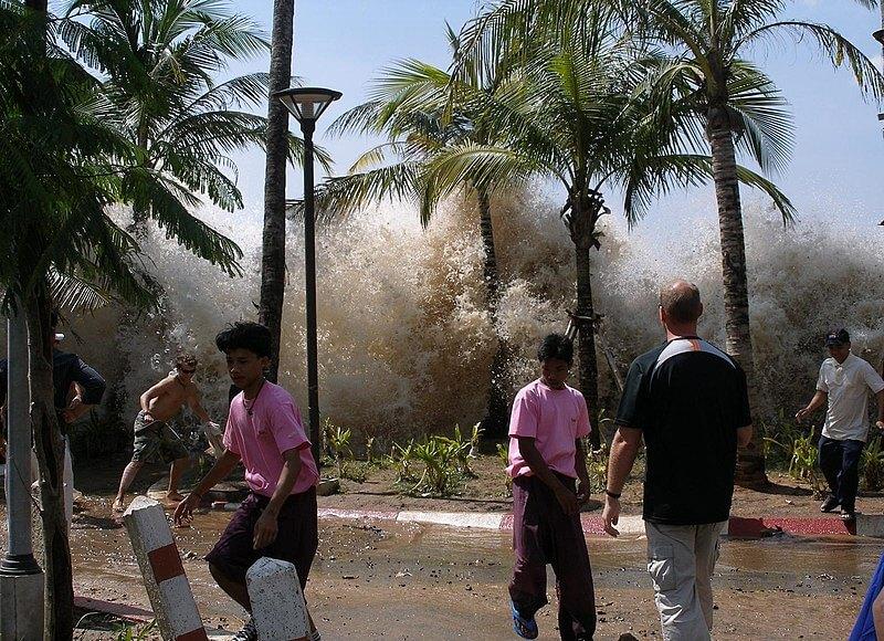 Tsunami Sumbar 1861