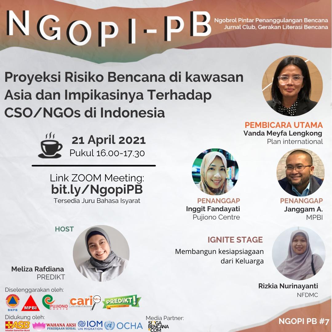 Risiko Bencana di Kawasan Asia dan Implikasi Terhadap CSO/NGO di Indonesia