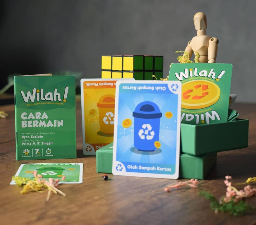 'Wilah' Si Sobat Sampah